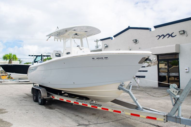 Thumbnail 1 for Used 2021 Cobia 262 CC boat for sale in Fort Lauderdale, FL