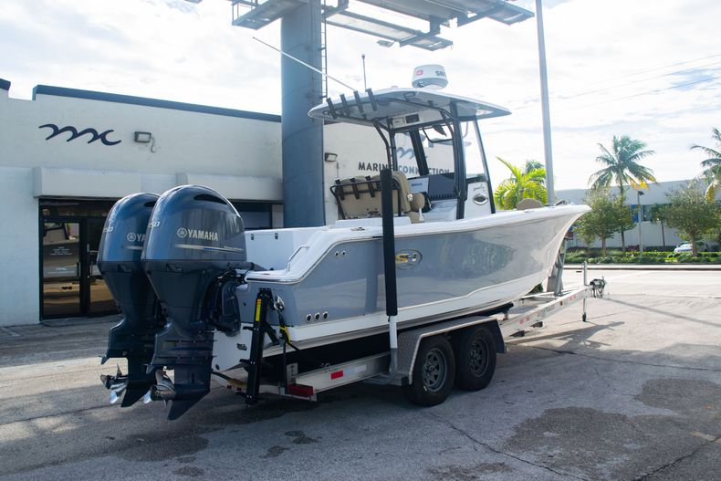 Thumbnail 7 for Used 2017 Sea Hunt Gamefish 25 Center Console boat for sale in Fort Lauderdale, FL
