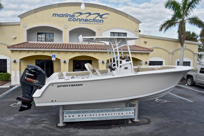 Photo for 2018 Sportsman Open 232 Center Console