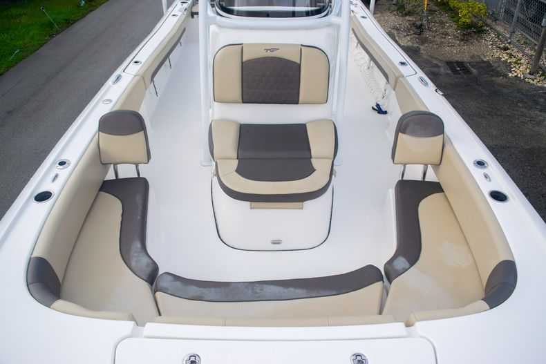 Thumbnail 29 for Used 2018 Tidewater 2700 Carolina Bay boat for sale in Miami, FL