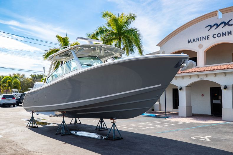 Thumbnail 1 for New 2021 Cobia 330 DC boat for sale in West Palm Beach, FL