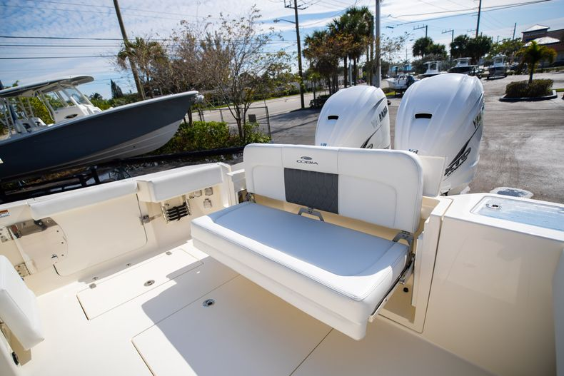 Thumbnail 16 for New 2021 Cobia 330 DC boat for sale in West Palm Beach, FL