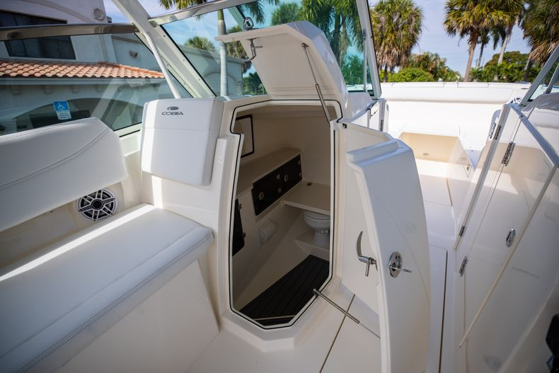 Thumbnail 46 for New 2021 Cobia 330 DC boat for sale in West Palm Beach, FL