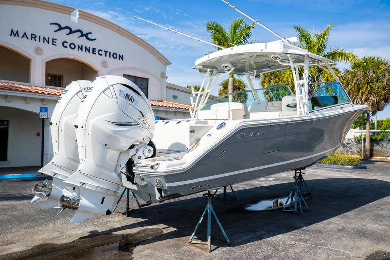 Thumbnail 7 for New 2021 Cobia 330 DC boat for sale in West Palm Beach, FL