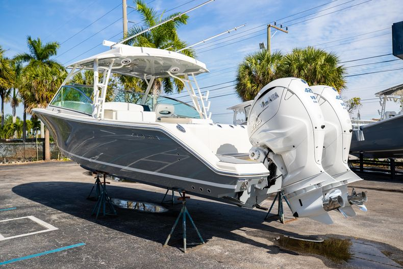 Thumbnail 5 for New 2021 Cobia 330 DC boat for sale in West Palm Beach, FL