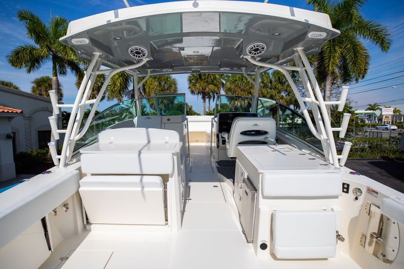 Thumbnail 8 for New 2021 Cobia 330 DC boat for sale in West Palm Beach, FL