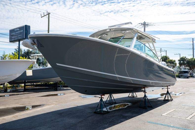 Thumbnail 3 for New 2021 Cobia 330 DC boat for sale in West Palm Beach, FL