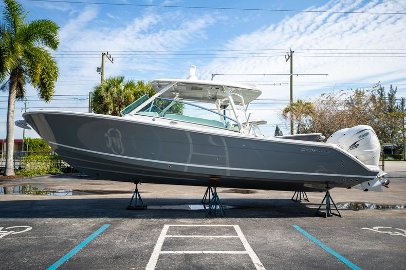 Thumbnail 4 for New 2021 Cobia 330 DC boat for sale in West Palm Beach, FL