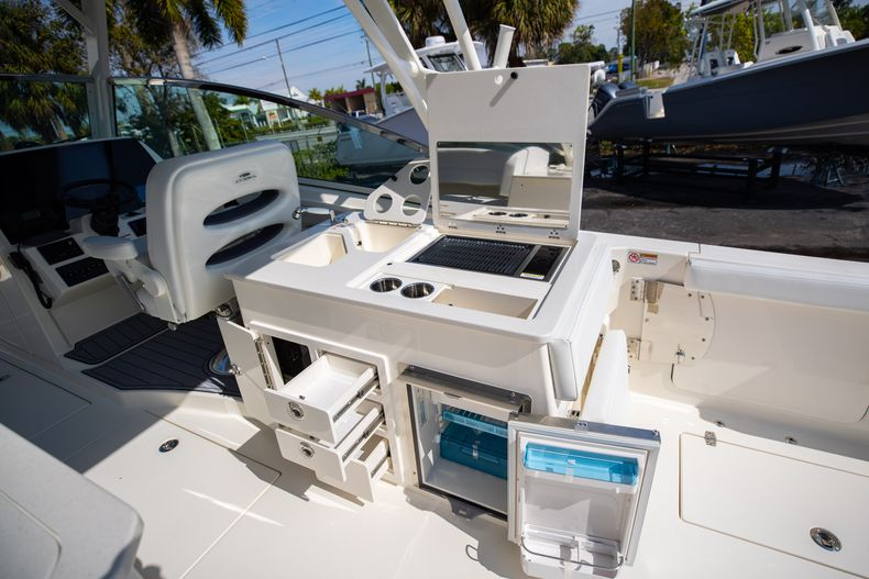 Thumbnail 30 for New 2021 Cobia 330 DC boat for sale in West Palm Beach, FL