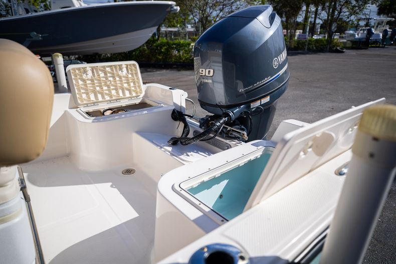 Thumbnail 15 for Used 2016 Key West 1720 Sportsman CC boat for sale in West Palm Beach, FL