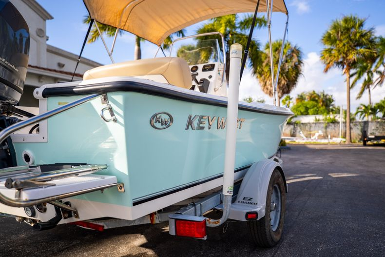 Thumbnail 11 for Used 2016 Key West 1720 Sportsman CC boat for sale in West Palm Beach, FL