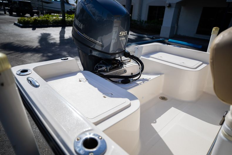 Thumbnail 12 for Used 2016 Key West 1720 Sportsman CC boat for sale in West Palm Beach, FL