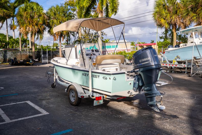 Thumbnail 7 for Used 2016 Key West 1720 Sportsman CC boat for sale in West Palm Beach, FL