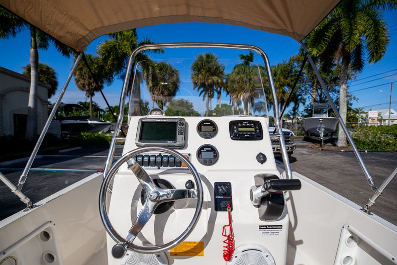 Thumbnail 25 for Used 2016 Key West 1720 Sportsman CC boat for sale in West Palm Beach, FL