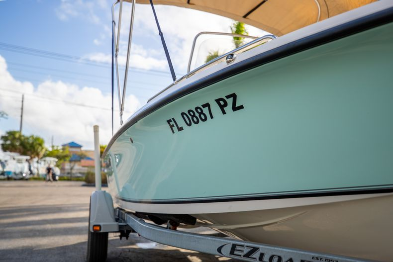 Thumbnail 2 for Used 2016 Key West 1720 Sportsman CC boat for sale in West Palm Beach, FL