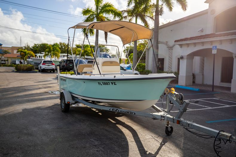 Thumbnail 1 for Used 2016 Key West 1720 Sportsman CC boat for sale in West Palm Beach, FL