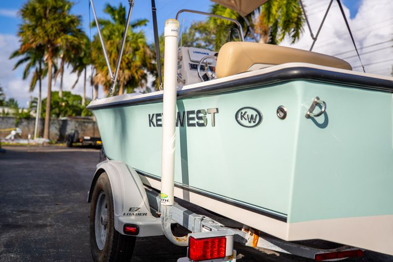 Thumbnail 8 for Used 2016 Key West 1720 Sportsman CC boat for sale in West Palm Beach, FL