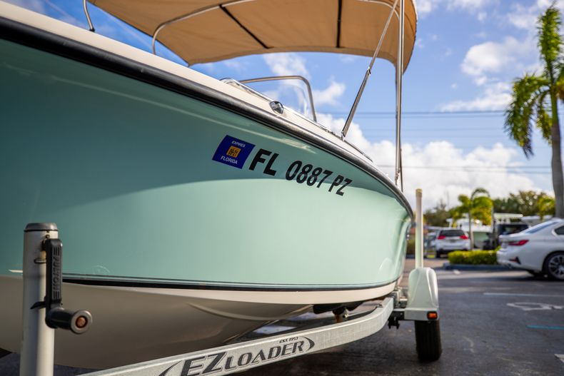 Thumbnail 5 for Used 2016 Key West 1720 Sportsman CC boat for sale in West Palm Beach, FL