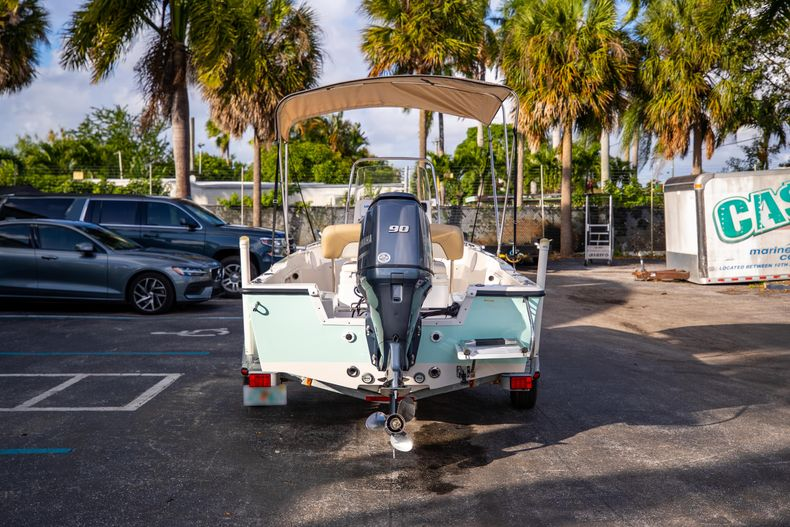 Thumbnail 9 for Used 2016 Key West 1720 Sportsman CC boat for sale in West Palm Beach, FL