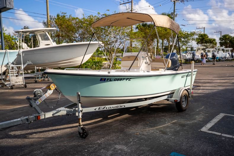 Thumbnail 4 for Used 2016 Key West 1720 Sportsman CC boat for sale in West Palm Beach, FL