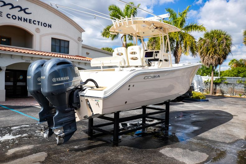 Image 7 for 2016 Cobia 261 Center Console in West Palm Beach, FL