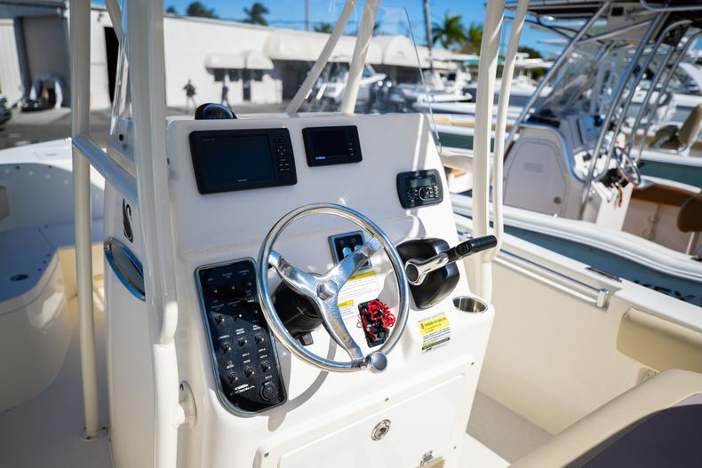 Thumbnail 7 for Used 2017 Cobia 201 CC Center Console boat for sale in West Palm Beach, FL