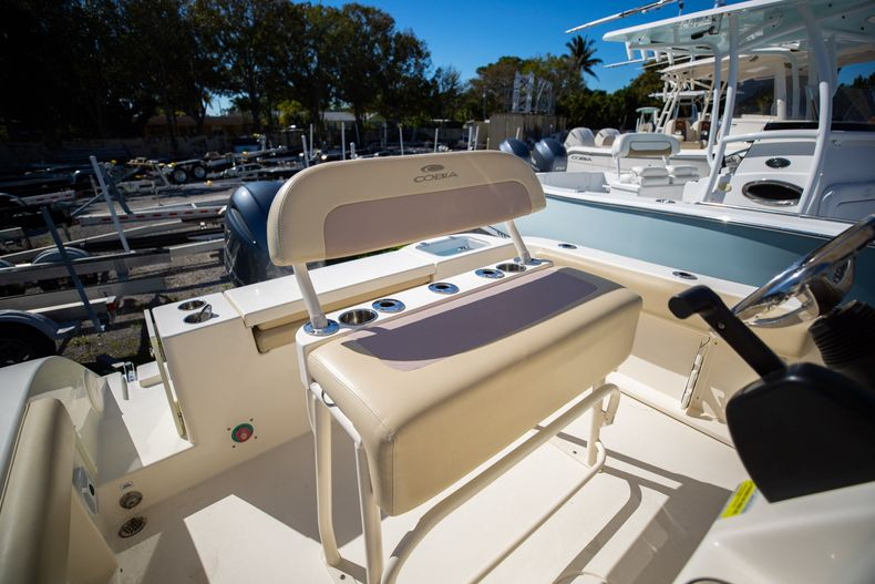 Thumbnail 4 for Used 2017 Cobia 201 CC Center Console boat for sale in West Palm Beach, FL