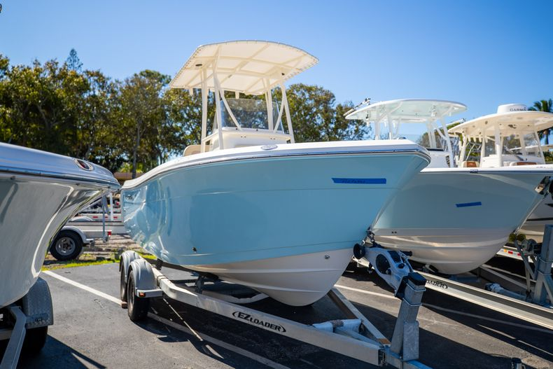 Thumbnail 1 for Used 2017 Cobia 201 CC Center Console boat for sale in West Palm Beach, FL