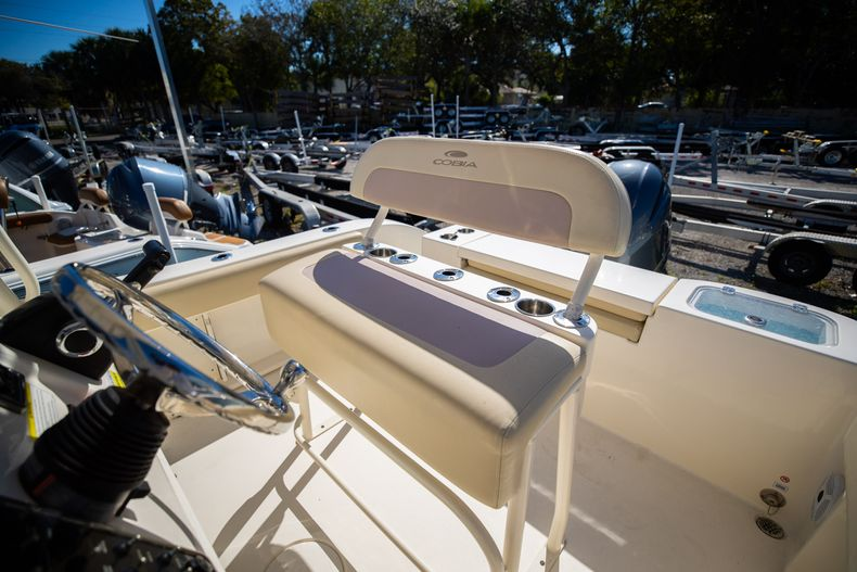 Thumbnail 5 for Used 2017 Cobia 201 CC Center Console boat for sale in West Palm Beach, FL