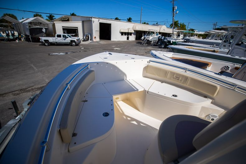 Thumbnail 8 for Used 2017 Cobia 201 CC Center Console boat for sale in West Palm Beach, FL