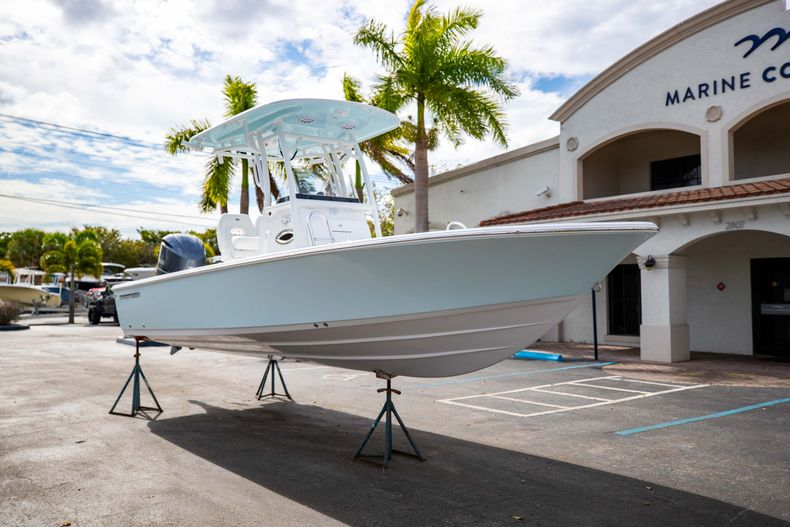 Thumbnail 1 for New 2021 Sportsman Masters 247 Bay Boat boat for sale in Vero Beach, FL