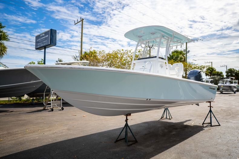 Thumbnail 3 for New 2021 Sportsman Masters 247 Bay Boat boat for sale in Vero Beach, FL