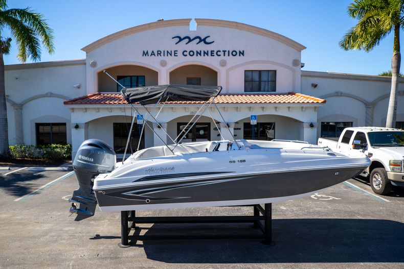 Photo for 2021 Hurricane SunDeck Sport SS 188 OB