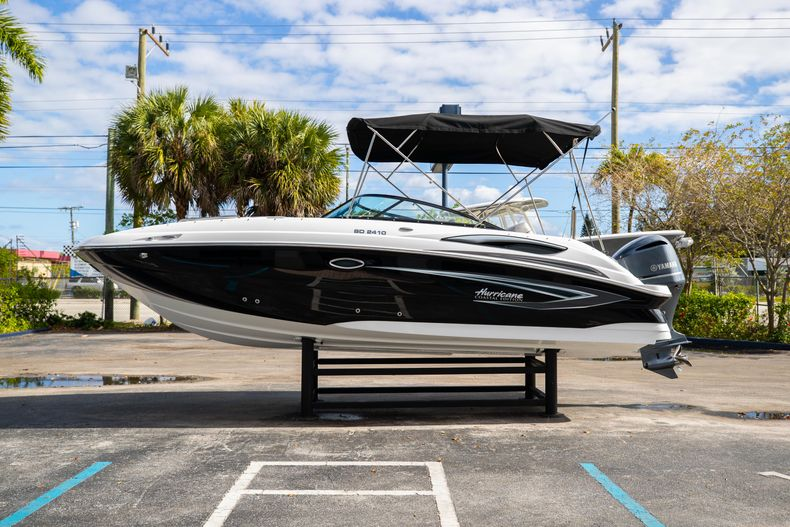 Image 4 for 2021 Hurricane SunDeck SD 2410 OB in West Palm Beach, FL