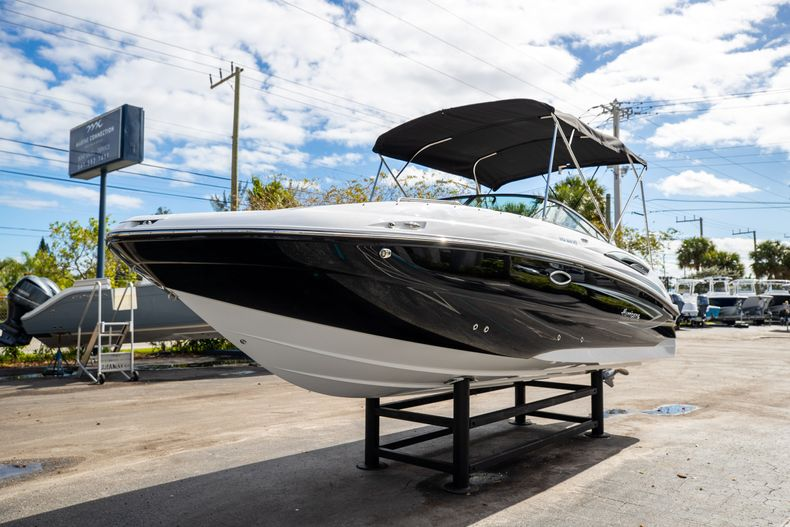 Image 3 for 2021 Hurricane SunDeck SD 2410 OB in West Palm Beach, FL