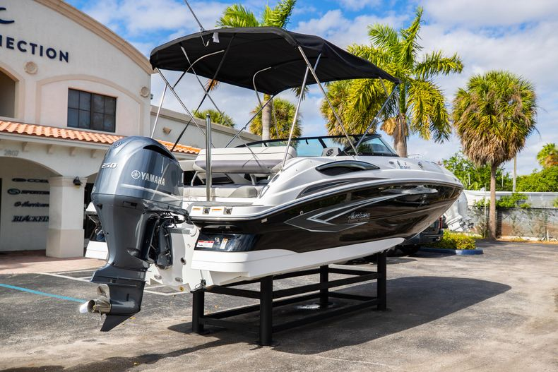 Image 7 for 2021 Hurricane SunDeck SD 2410 OB in West Palm Beach, FL