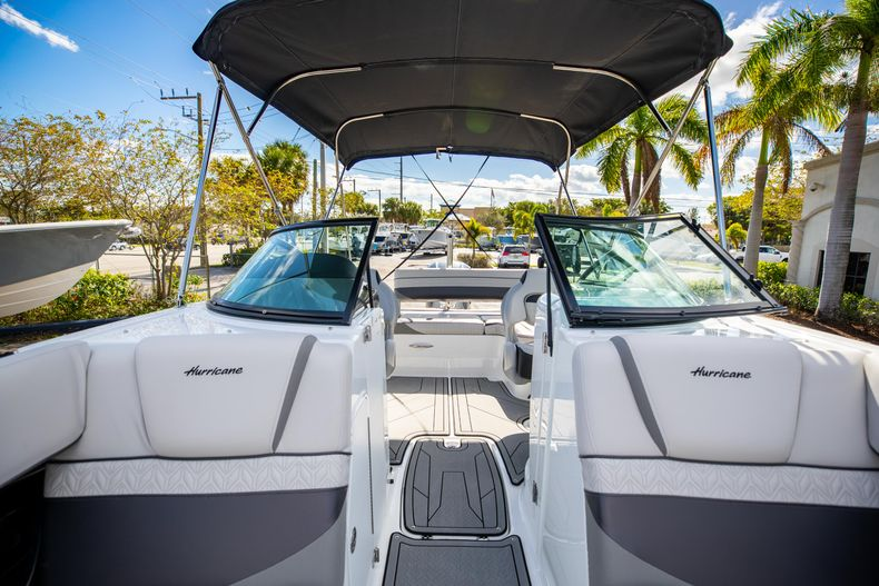 Image 38 for 2021 Hurricane SunDeck SD 2410 OB in West Palm Beach, FL