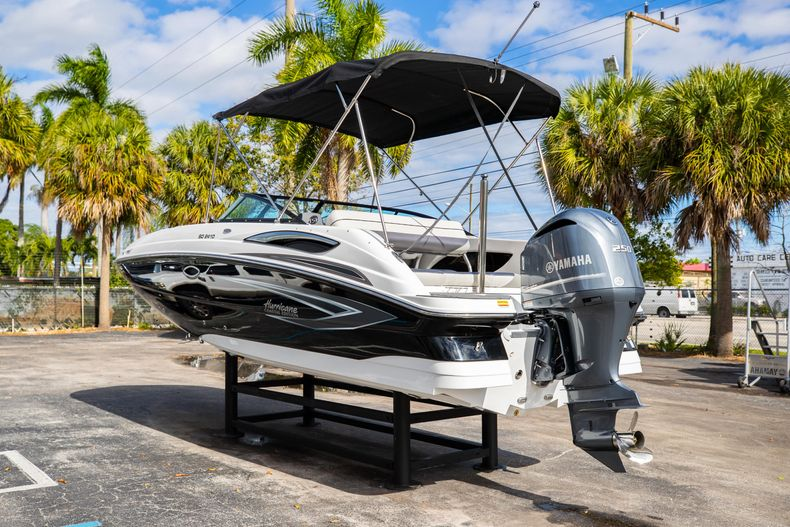 Image 5 for 2021 Hurricane SunDeck SD 2410 OB in West Palm Beach, FL