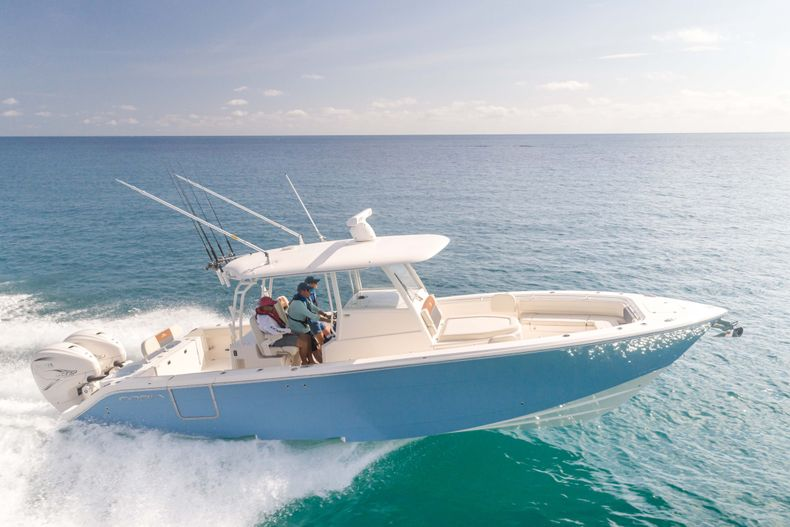 Image 3 for 2021 Cobia 350 CC in West Palm Beach, FL