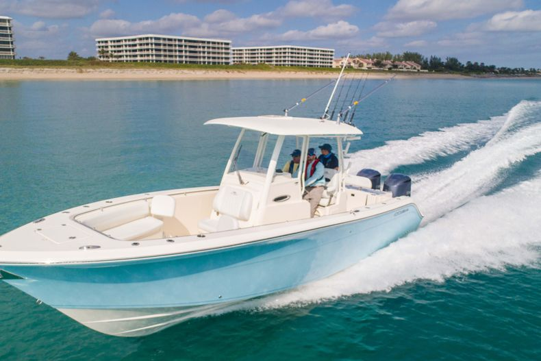 Image 2 for 2021 Cobia 350 CC in West Palm Beach, FL