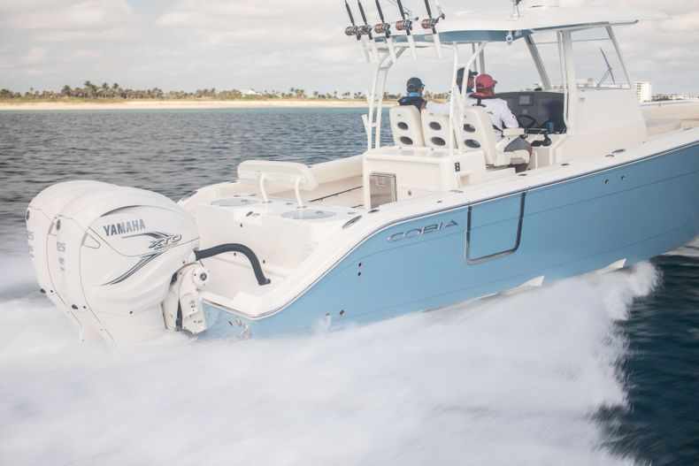 Image 4 for 2021 Cobia 350 CC in West Palm Beach, FL