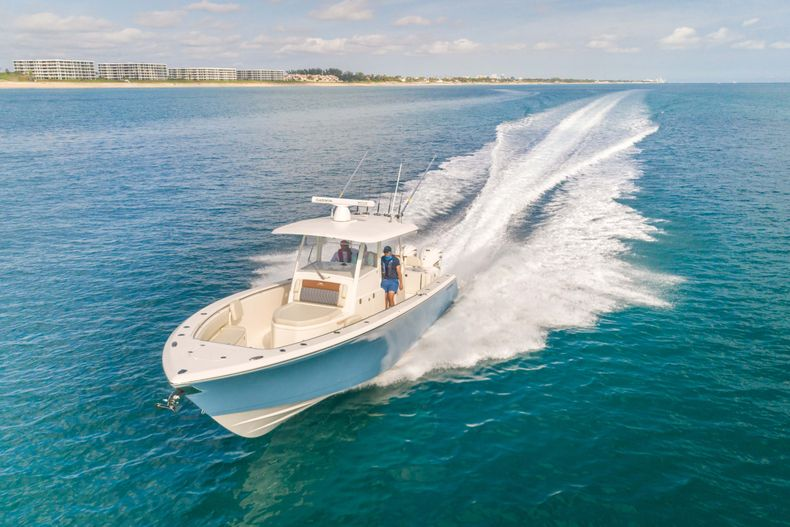 Image 1 for 2021 Cobia 350 CC in West Palm Beach, FL