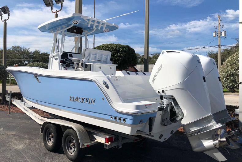 Thumbnail 3 for New 2021 Blackfin 252CC boat for sale in Vero Beach, FL