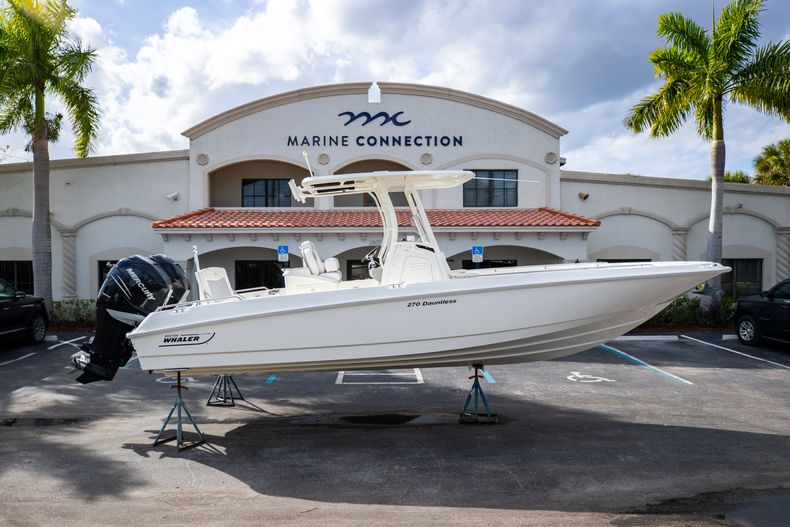 Image 0 for 2016 Boston Whaler 270 Dauntless in West Palm Beach, FL