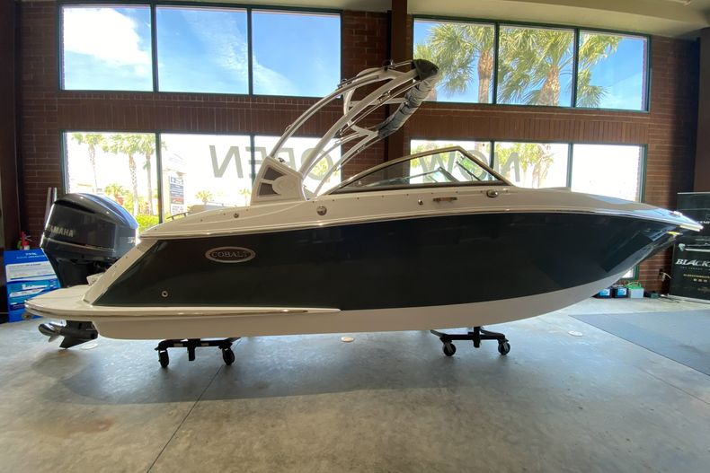 New 2021 Cobalt 23SC boat for sale in West Palm Beach, FL