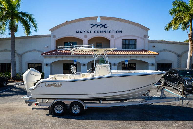 Used 2019 Mako 234 CC boat for sale in West Palm Beach, FL