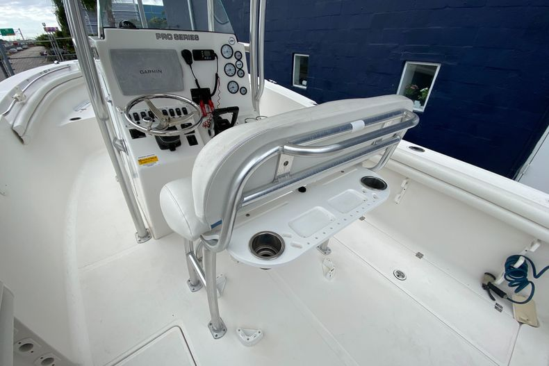 Thumbnail 9 for Used 2011 Sea Fox 256CC boat for sale in Miami, FL