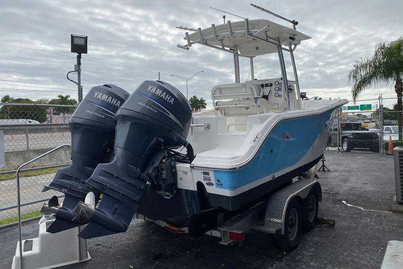 Thumbnail 4 for Used 2011 Sea Fox 256CC boat for sale in Miami, FL