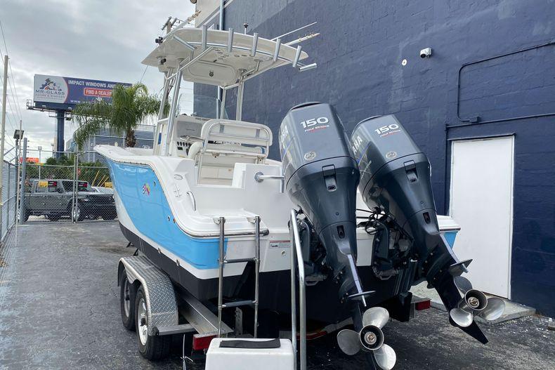 Thumbnail 3 for Used 2011 Sea Fox 256CC boat for sale in Miami, FL