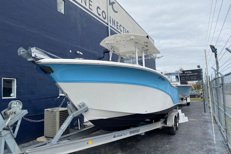 Thumbnail 2 for Used 2011 Sea Fox 256CC boat for sale in Miami, FL